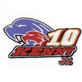 Kenny Roberts Jr. - Geborduurde badge -  Logo /Name