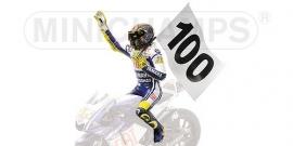 VALENTINO ROSSI - 100 GP WINS MOTOGP ASSEN - 2009