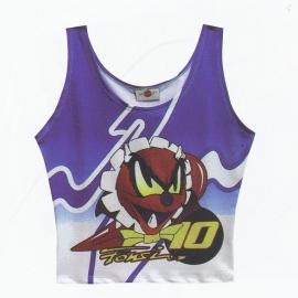 Fonsi Nieto - Nr.10 Logo Top