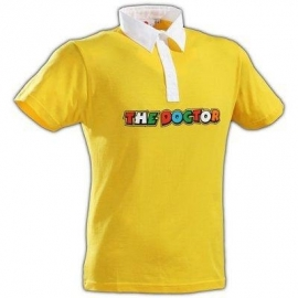 Valentino Rossi - Polo The Doctor yellow