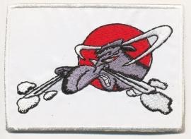 Carlos Checa - Geborduurde badge - Logo