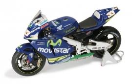 Marco Melandri -  Honda RC211V  - MotoGP 2004