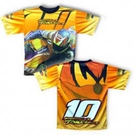 Fonsi Nieto  - Helmet T-shirt