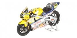 VALENTINO ROSSI - TEAM NASTRO AZZURRO - GP 500 LE MANS 2001
