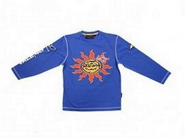 Valentino Rossi - L/S Kids T-shirt Sun Blue
