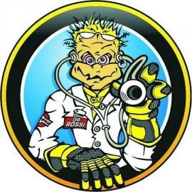 Valentino Rossi - Sticker The Doctor