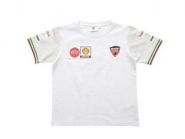 DUCATI - Kids Team T-Shirt