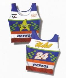 Toni Elias - Race Suit Top