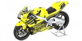 VALENTINO ROSSI - GP 500 2001 PRE-SEASON TESTBIKE