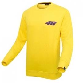 Valentino Rossi - 46 Yellow Fleece Shirt