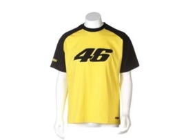 Valentino Rossi - Number Nr.46 Yellow T-shirt