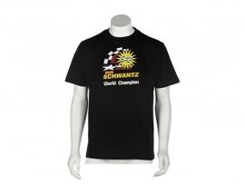 Kevin Schwantz - Nr. 34 Black T-shirt
