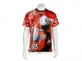 DUCATI - Helmet T-Shirt