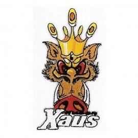 Ruben Xaus - Geborduurde badge - Logo