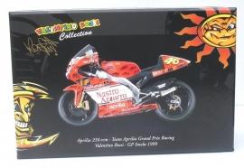 VALENTINO ROSSI - TEAM APRILIA GRAND PRIX RACING - GP 250 1999 IMOLA