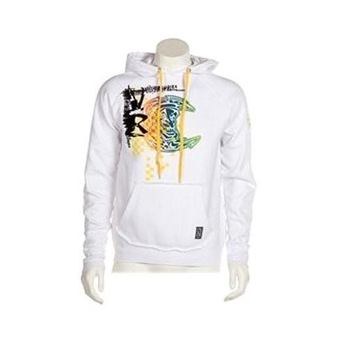 Valentino Rossi - Moon Hood Sweatshirt White