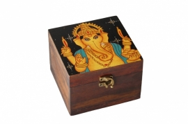 Ganesha doosje (B-04)