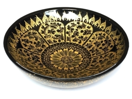 Lacquerware schaal