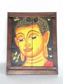 Boeddha spiegel (10/11-5)