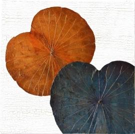 Lotus leave paneel 48 X 48 (1-60)