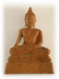 Zittende Boeddha 41 cm (412)