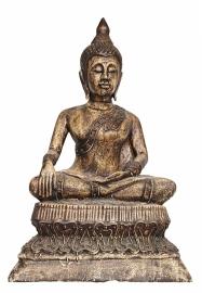 Zittende Boeddha 42 cm (14-06)
