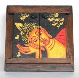 Boeddha spiegel (10/11-1)