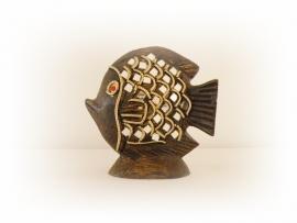 Houten vis (4-10)