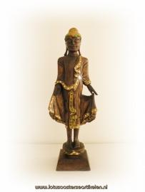Staande Boeddha 45 cm (422)