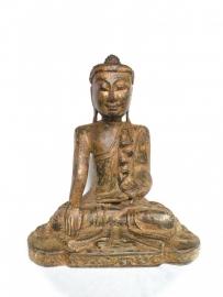 Zittende Boeddha 33 cm (414)