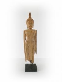Staande Boeddha Teakhout (401)