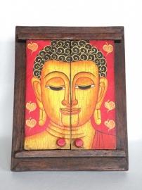 Boeddha spiegel (10/11-4)