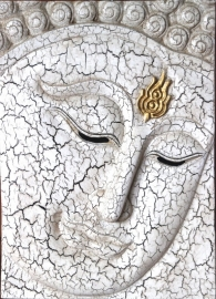 Boeddhapaneel (42 X 30) 1-00