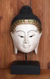 Boeddha masker op staander (434)
