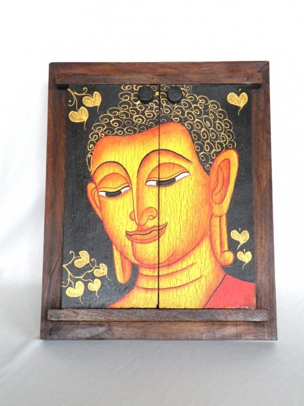 Boeddha spiegel (10/11-7)