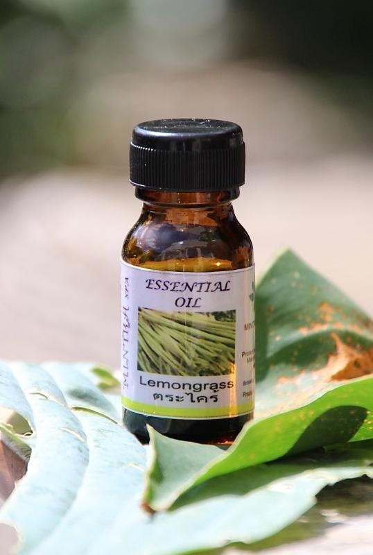 Essential oil 'Lemongrass'
