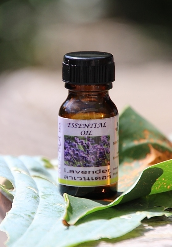 Essential oil 'Lavendel'