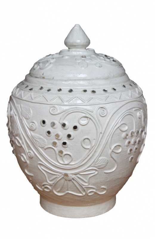 Oosterse pot (24 cm) (1-101)