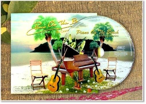 CD `Piano on the beach`