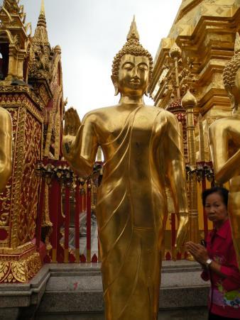 Maandag boeddha