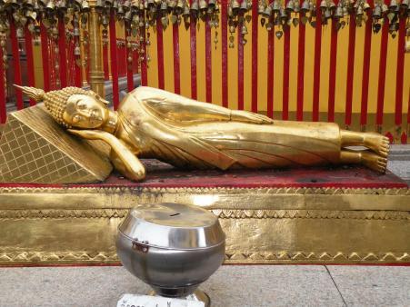 Dinsdag boeddha