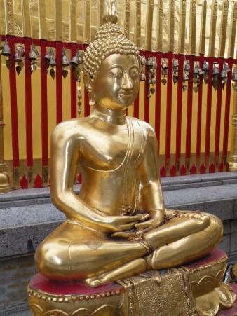 Donderdag boeddha