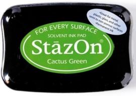 CE132005/6052- Stazon inktkussen SZ-000-051 cactus green