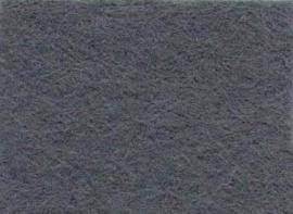 CE800300/0160- 10 vellen viltlapjes viscose van 20x30cm en 1mm dik muisgrijs