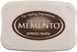 CE132020/4808- Memento inktkussen expresso truffle