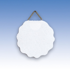 KN218645329- 10 x schilderijhaakjes / plakhaakjes zelfklevend 3.2cm doorsnee