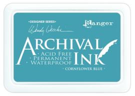 CE306014/8955- Ranger archival ink pad - cornflower blue