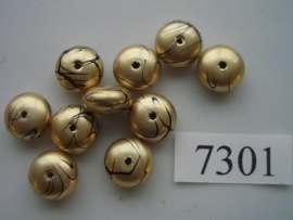 discus 11x6mm 7301