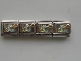 no.8 opruiming schakel voor schakelarmband