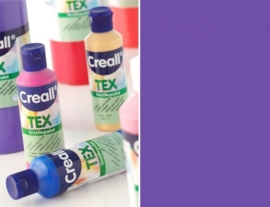 CE301900/0711- Creall Tex textielverf 80ML paars